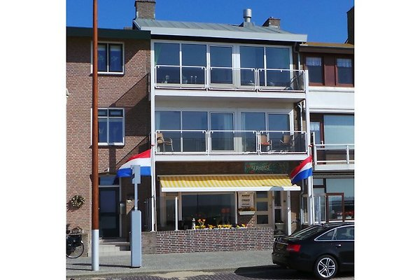 B&B Seahorse am Strand und Meer von Katwijk