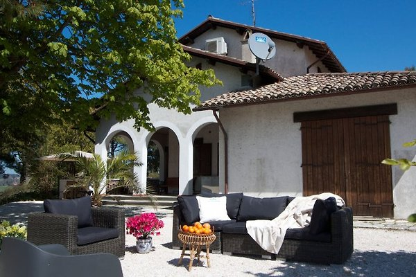 Maison en Côte Terra Mare à Fano - Image 1
