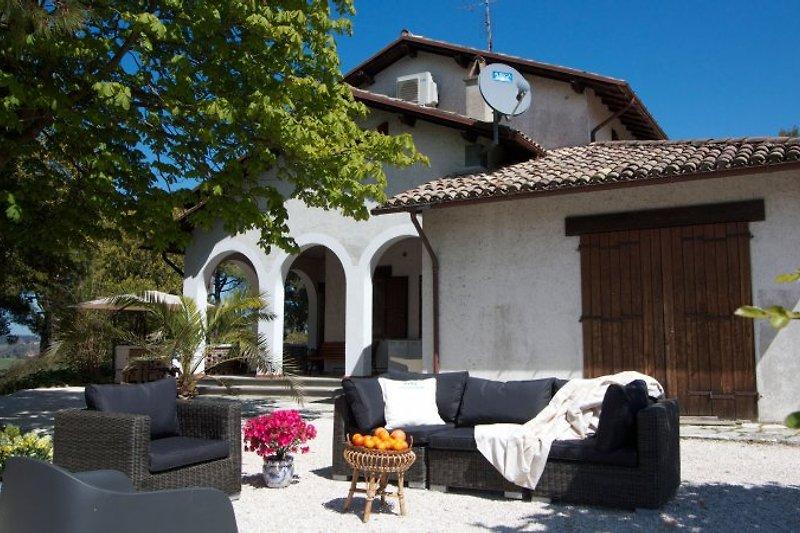 Maison en Côte Terra Mare à Fano - Image 2