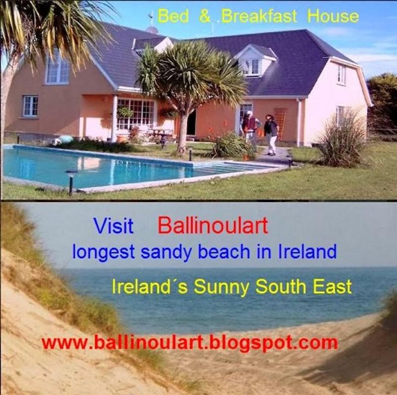 Ballinoulart Holidayhouse Sea Holiday Home In Kilmuckridge