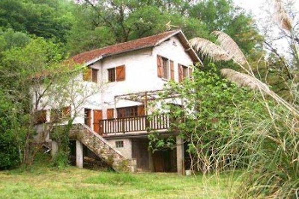 Landhaus Fouche in Alleinlage am Ufer der Dordogne