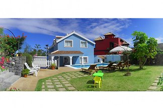 Maison de vacances à San Juan de la Rambla