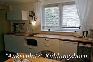 Holiday flat family holiday Kühlungsborn