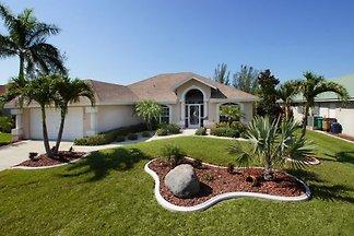 Villa Miami mit Südausrichtung
