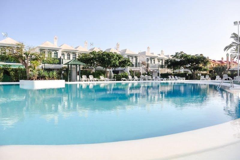 Schwimmbad Dunaflor Ferienanlage