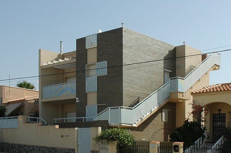 Haus Frontfassade