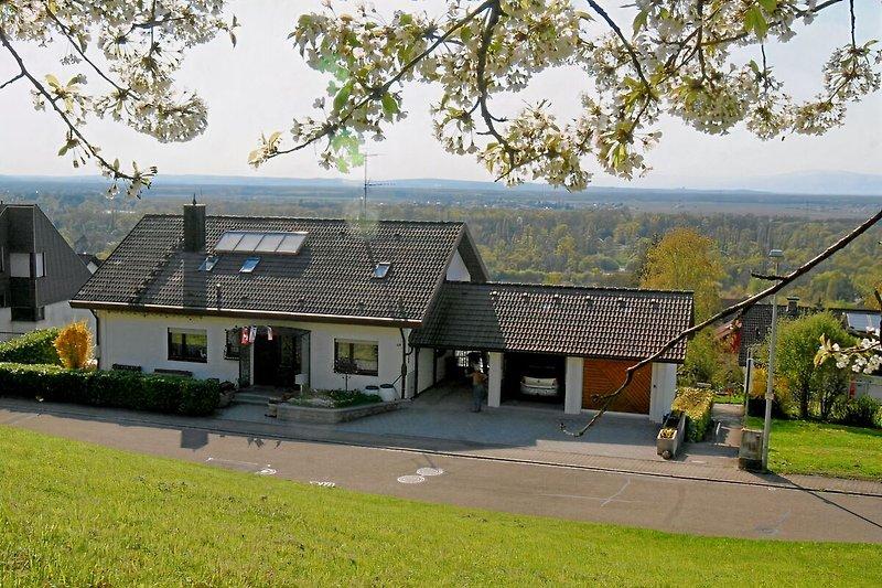 Ferienwohnungen Debach Bad Bellingen