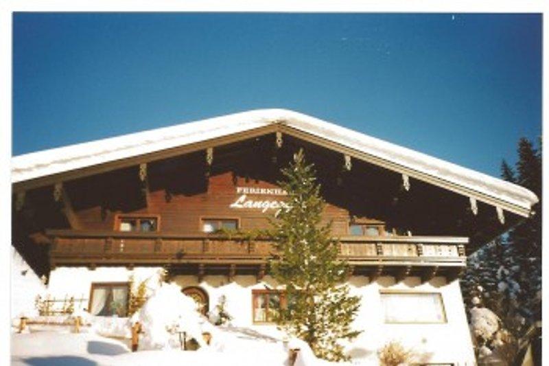 Ferienhaus Langegger in Wagrain, Ski-Amadé, Wagrain