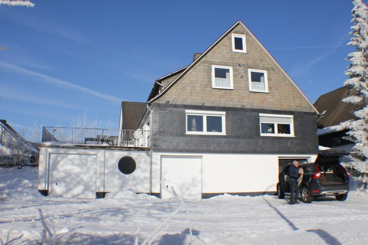 der steinbock in winterberg ferienhaus in winterberg mieten. Black Bedroom Furniture Sets. Home Design Ideas