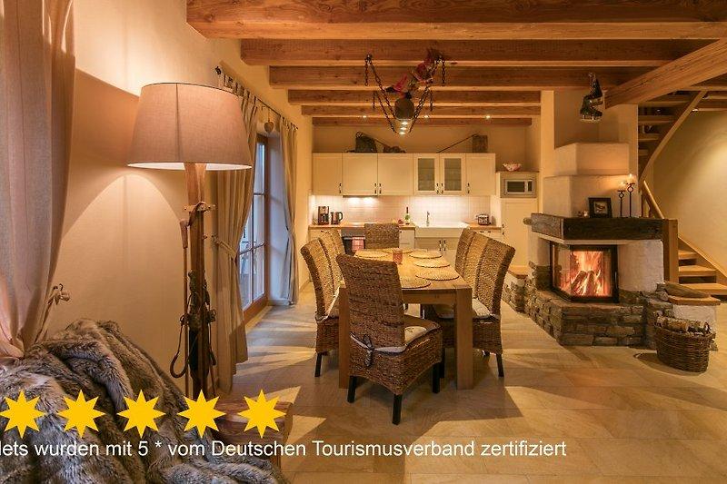 sport chalet 4 8 personen ferienhaus in ilsenburg mieten. Black Bedroom Furniture Sets. Home Design Ideas