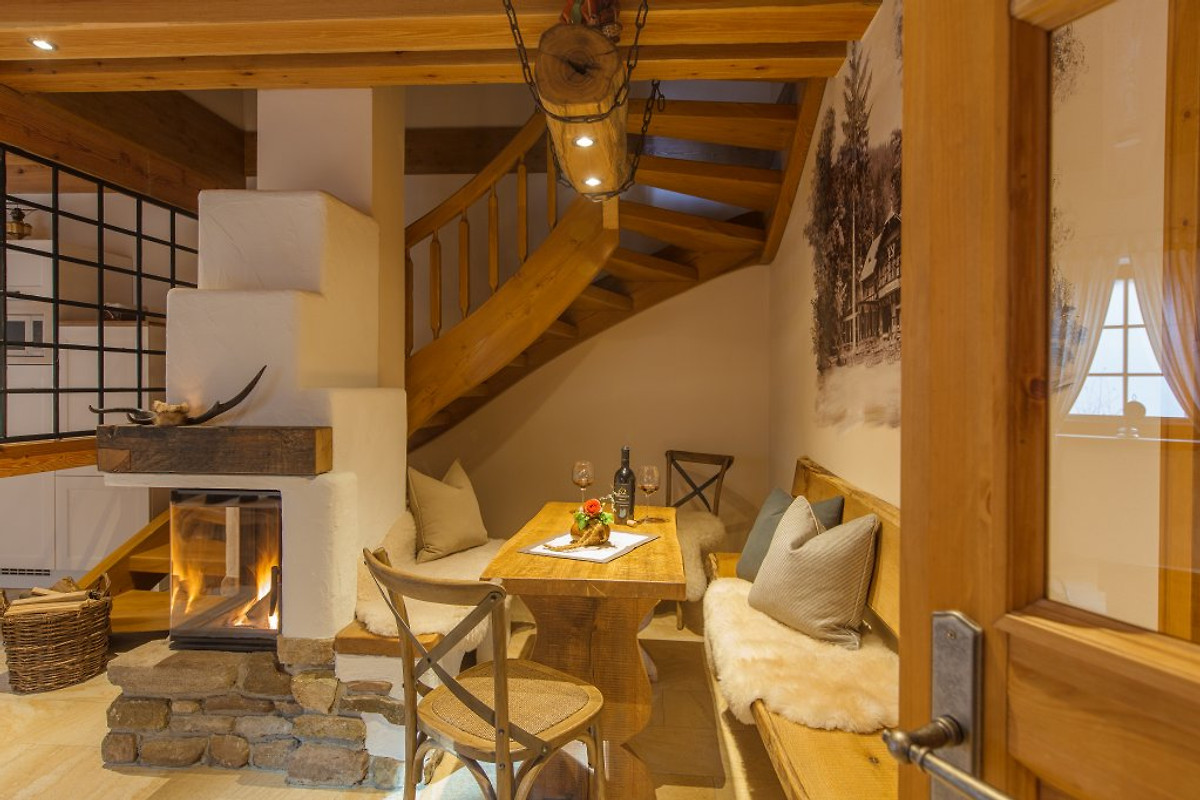 ilse chalet 2 max 6 personen ferienhaus in ilsenburg mieten. Black Bedroom Furniture Sets. Home Design Ideas