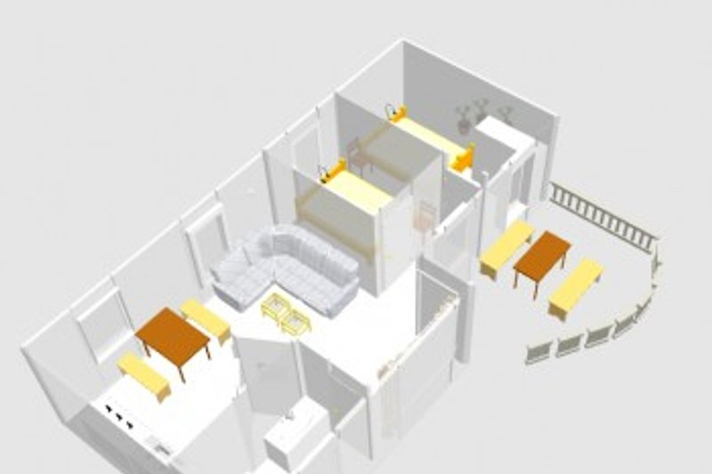 Grundriss der Häuser Heimat