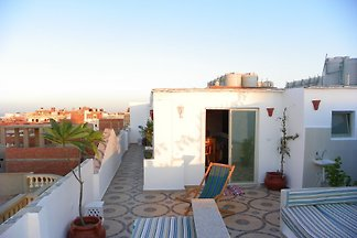 140 qm² private Dachterrasse