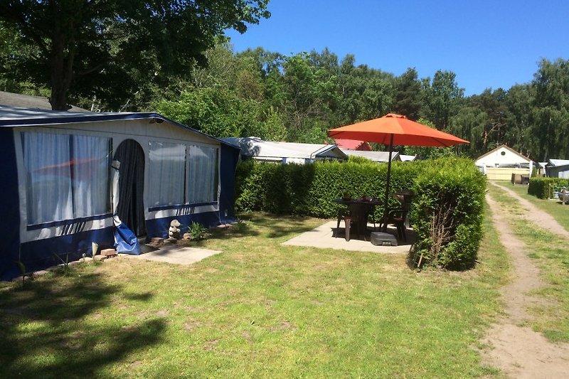 unser Dauercampingplatz