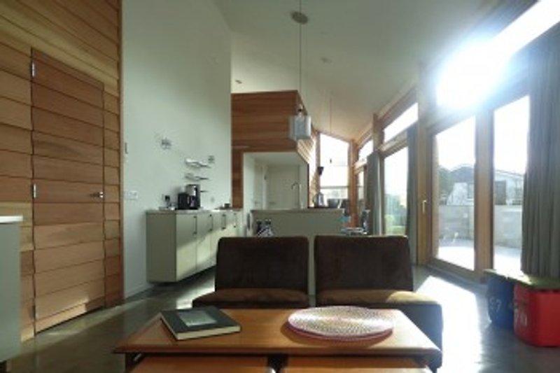 Interieur woonkamer/keuken