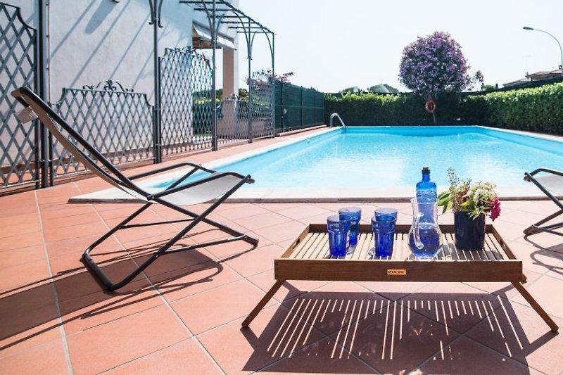 Swimming pool 5x10mt