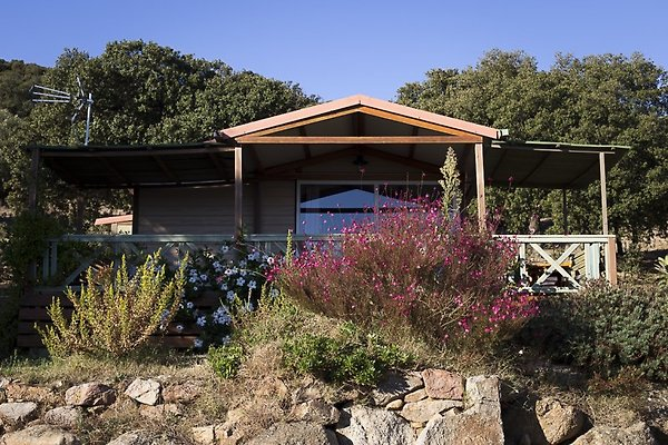 bungalow de charme à Ile Rousse - Image 1