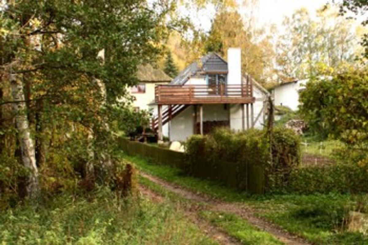 idyllisches haus am see ferienhaus in sternberg mieten. Black Bedroom Furniture Sets. Home Design Ideas
