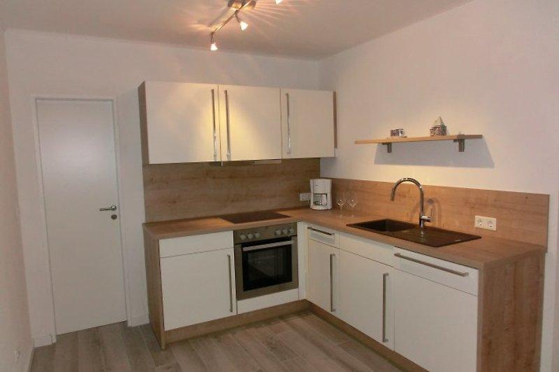 Küche der Wohnung Birwesheck