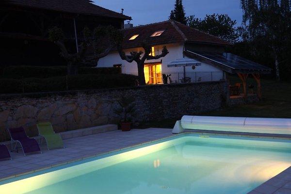 Urlaub zum ausspannen und erholen hier in Le Fournil