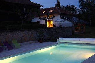 Pyreneeën Gite Le Fournil Pool