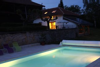 Pyrenees Gite Le Fournil Pool