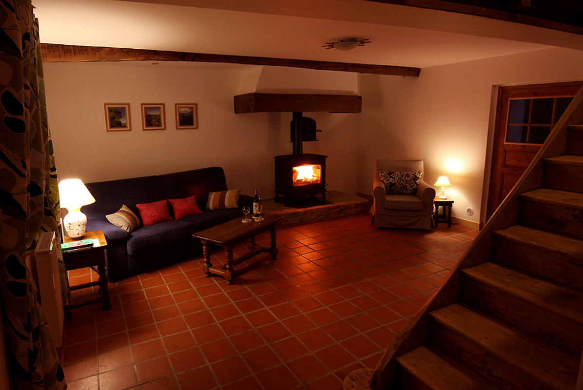 pyrenees gite le fournil pool ferienhaus in loudet mieten. Black Bedroom Furniture Sets. Home Design Ideas