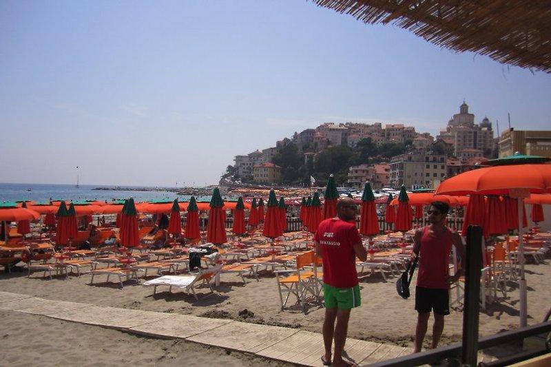 Spiaggia D´oro, Porto Maurizio