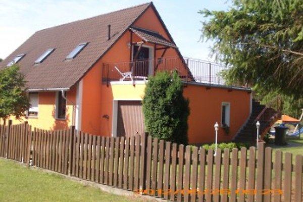 Die Ferienwohnung Im Havelland mit Terrasse