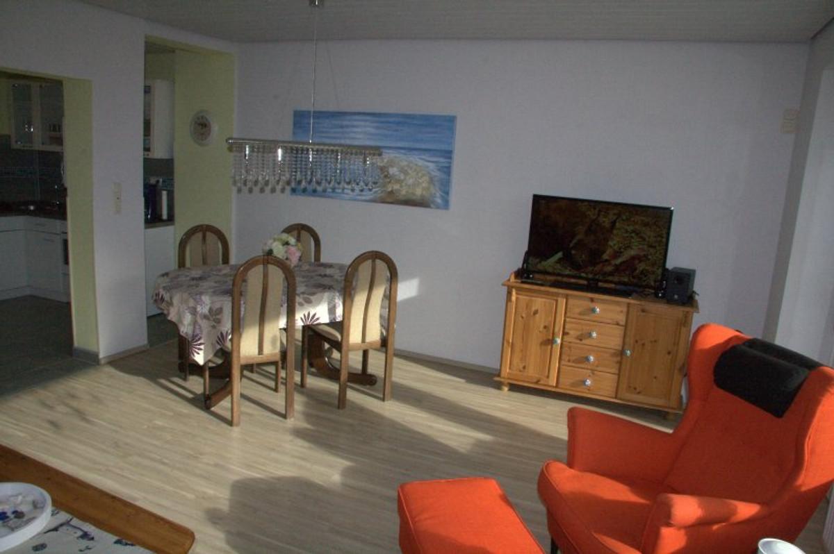 Ferienwohnung ostsee ferienwohnung in neustadt in for Esszimmer neustadt
