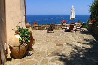 Rural house by the sea in Punta Licosa - Cilento National Park