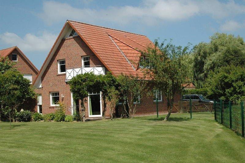 Ansicht der Hauses