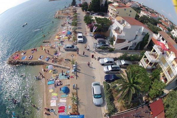Apartments Katica à Mandre - Image 1