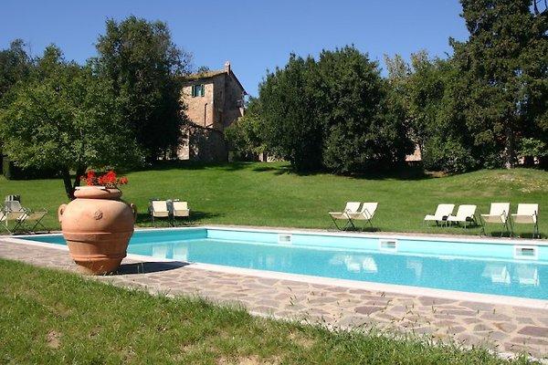 Ferienhaus bei Cetona mit Pool in Cetona - Bild 1