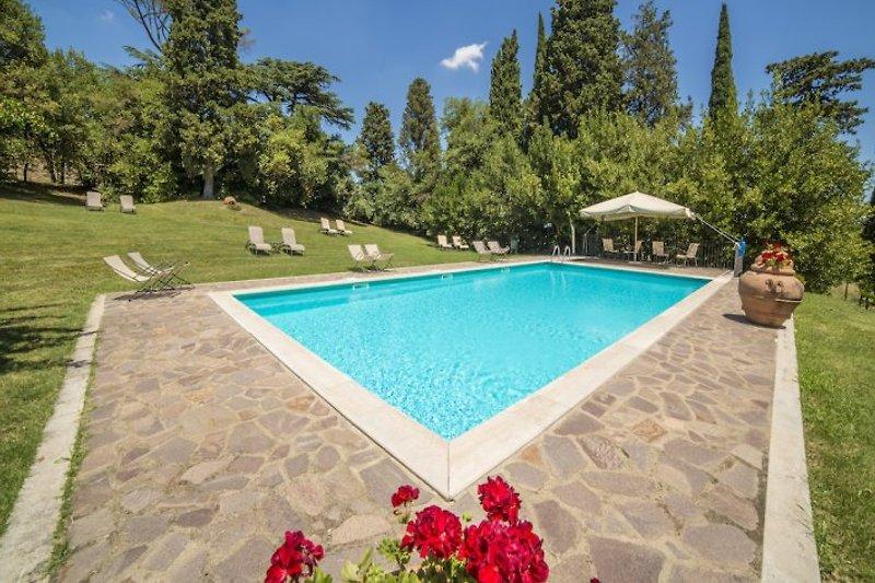 Appartamento Abete con piscina in Piazze - immagine 2