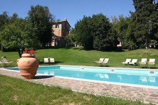 Ferienhaus bei Cetona mit Pool