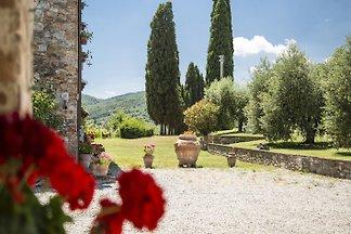 Ferienwohnung im Rustico mit Pool