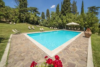 Apartamento con piscina Abete