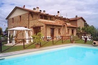 Casa vacanza Lago Trasimeno piscina privata