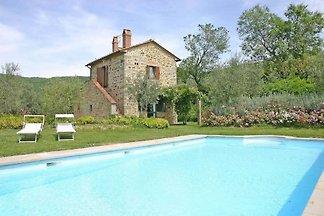 Villetta con piscina en Toscana