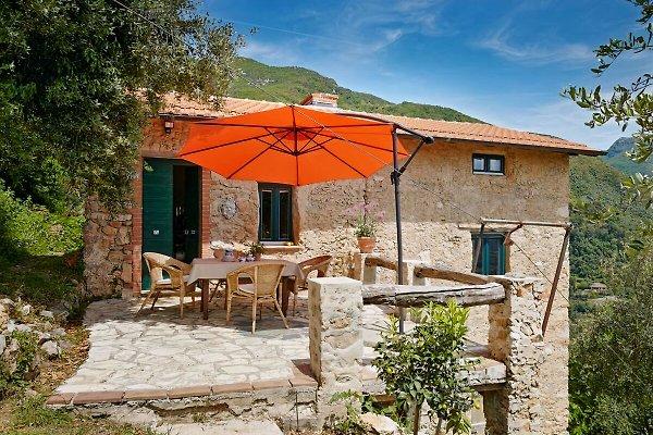 Maison dans un endroit isolé, proche de la mer à Camaiore - Image 1