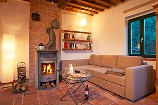 A very special cottage: Casa Berti