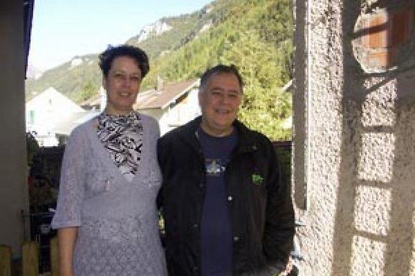 Herr und Frau U. Flück