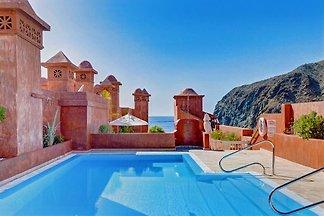 Appartement de luxe, belle vue sur la mer