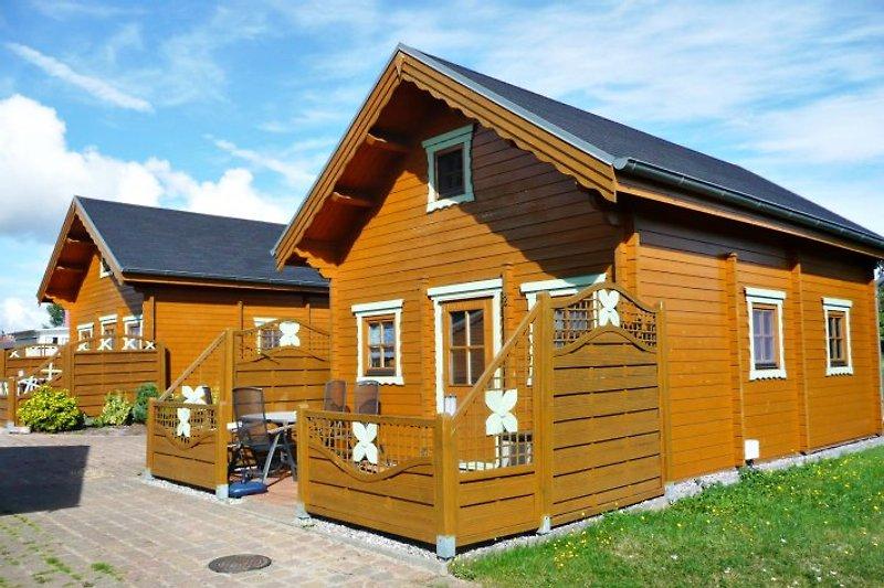 Casa de vacaciones en Zempin - imágen 2