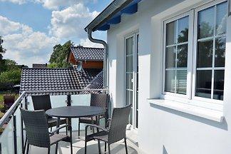 3- Zimmer Ferienwohnung m. Balkon