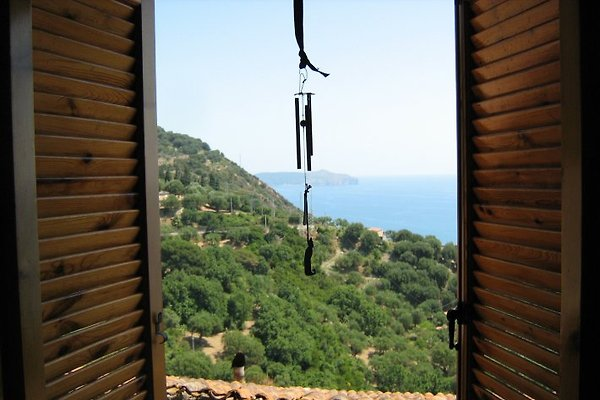 La Casa sul Blu B&B à Pisciotta - Image 1
