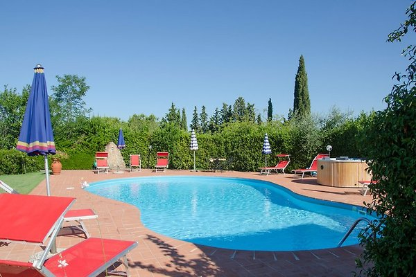 Ca. 12,5 m x 8,5 m großer Pool