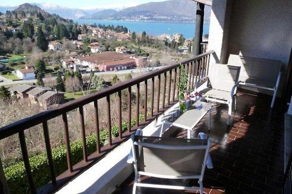Ca. 20 m² großer überdachter Balkon mit wunderschöner Seesicht