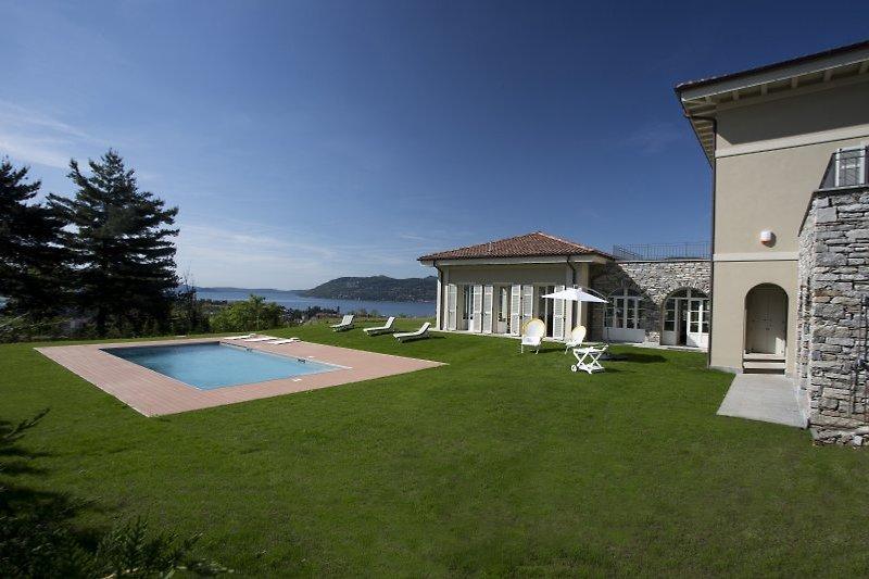 'Villa Il Portico' mit privatem Pool